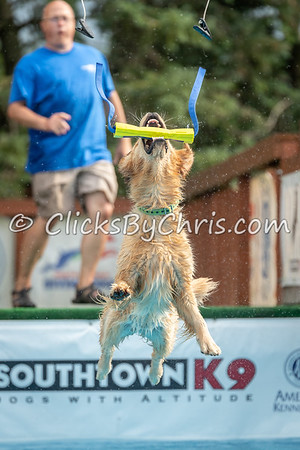NADD / AKC Dock Diving Trial - National Qualifier - Southtown K9 - Saturday, July 14, 2018