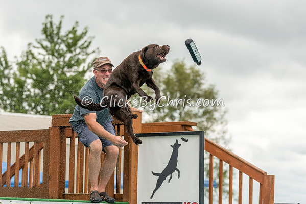 NADD / AKC Dock Diving Trial - Southtown K9 - Saturday, July 22, 2017