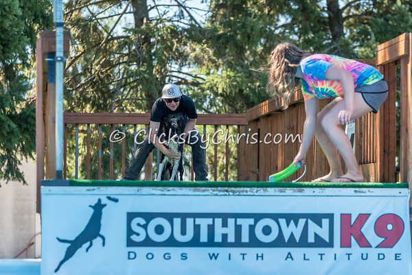Dock Diving Competition - Southtown K9 - Sunday, Aug. 21, 2016