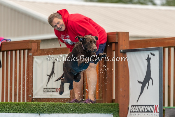 NADD / AKC Dock Diving Trial - Southtown K9 - Saturday, Sept. 8, 2018