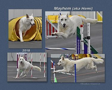 Piroha 8x Mayhem montage
