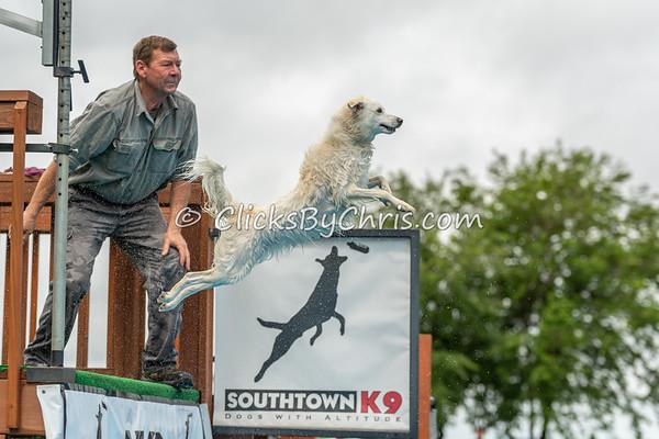 NIKA Dock Diving - Northern Illinois K9 Association - Southtown K9 - Sunday, June 10, 2018