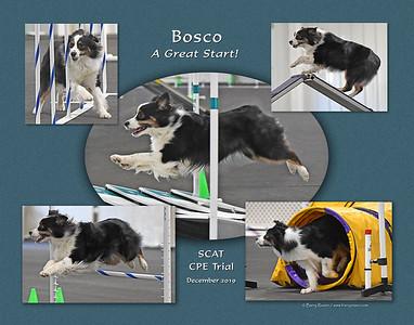 Holder 11x Bosco montage