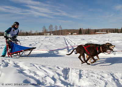 March 17 2014 Zada Maruskie Alaska 2nd place