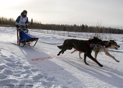 March 18 2014 Zada Maruskie Alaska place 2nd