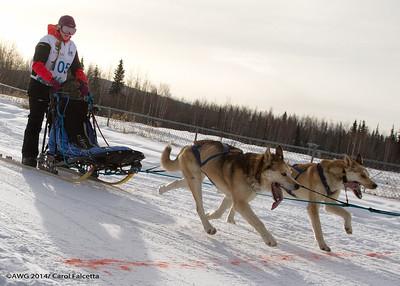 March 18 2014  Louve Tweddell Yukon