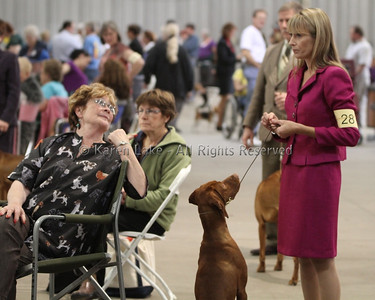 2012 - RSVC Specialty Show