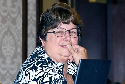 Jeanne Nonhof, SCA president