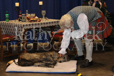 Deerhound booth
