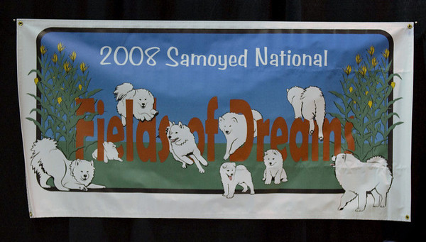Samoyed Club of America - Nat. Specialty 2008
