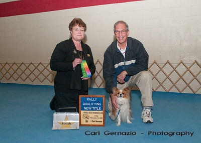 Oriole Dog Training Club Dec 09