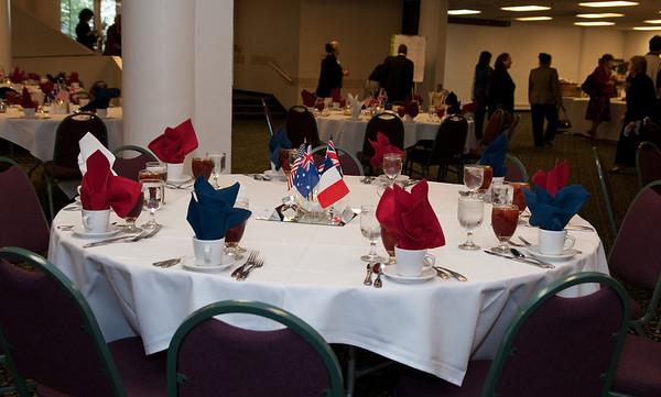Sat. May 1, 2010 - Banquet, Awards, Auction