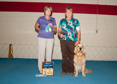 Winners Portraits - Rally - Friday, August 27, 2010
