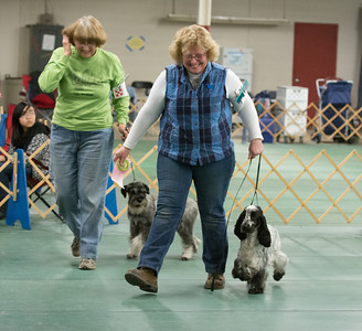 Catoctin Kennel Club Match 2014