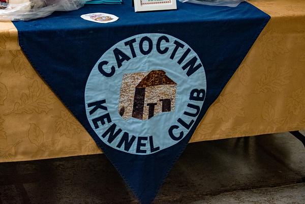 Catoctin KC OB/Rally Trials, December 2016