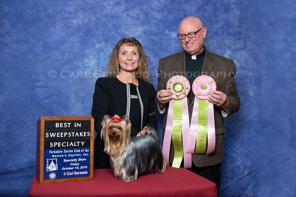 Winners Portraits