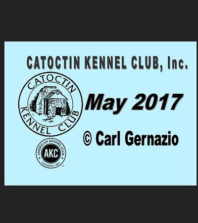 Catoctin KC - OB/Rally Trials - May 2017