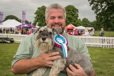 Best in Show - Rob Sheldon with Monty from Doncaster - DSC_1601
