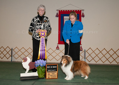 Winners Portraits - Sunday, March 13, 2011