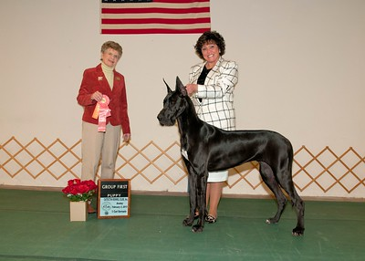 Catoctin Kennel Club Match 2013