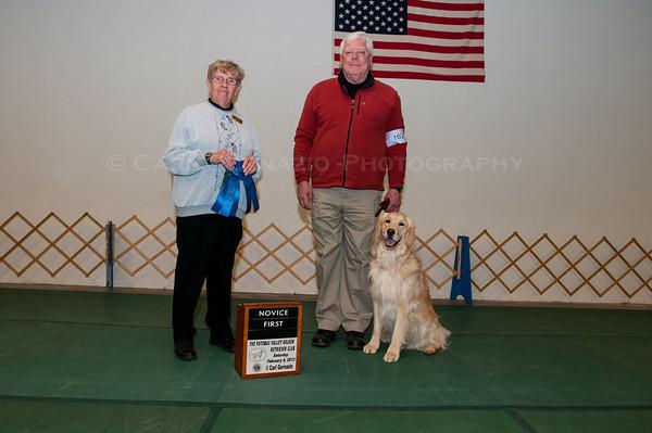 Winner's Portraits - Saturday Feb 9, 2013