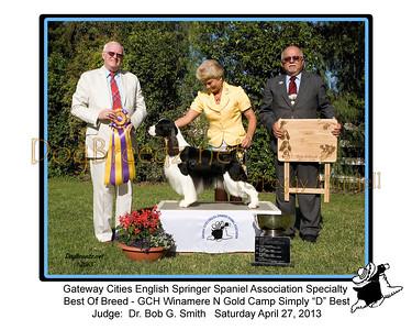 GCESSA 2013 - Win Photos