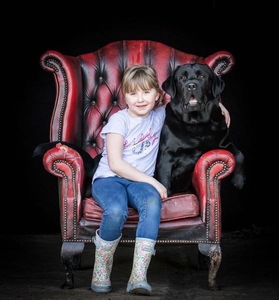 Dog Photographer Andy Biggar Photography Dog Portrait