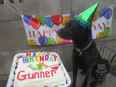Gunner's Birthday Party!