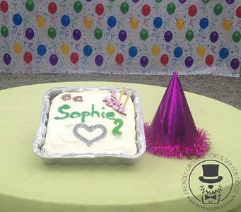 Sophie Turns 2!