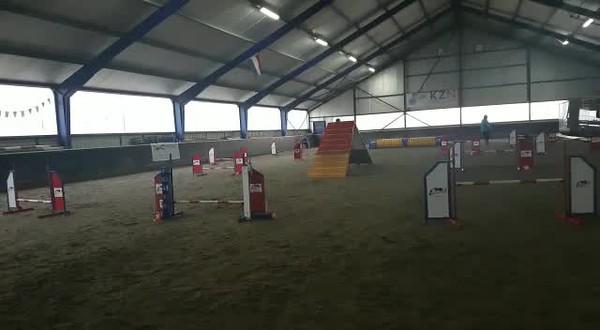 B4 Nieuwe Wetering Total Touch, Estafette
