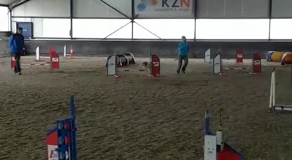 B4 Nieuwe Wetering Total Touch, Jumping