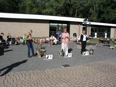 Clubmatch VVN 2004, Kari beste reu, keurmeester Jacqui Bayliss