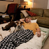 2009-01-17.Dogs on the Air Mattress.006-89