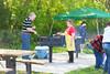 The Cooks at work (Robin Robinson & Matt Maxwell)
