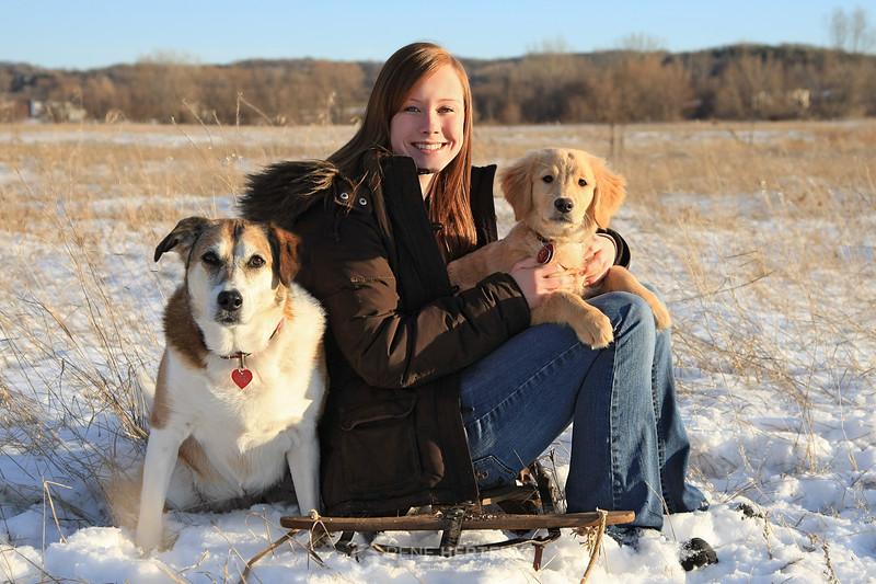 Cozmo, Camille, and Bella