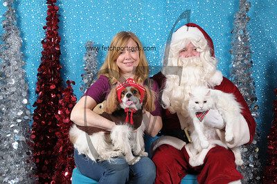 Dogaholics Santa 2013 Sunday 081