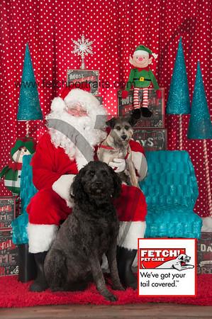 Santa 2015 Bark n Bites and Streeterville 013