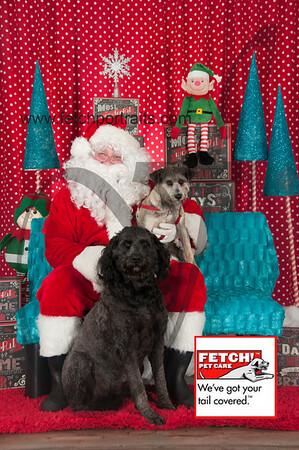 Santa 2015 Bark n Bites and Streeterville 012