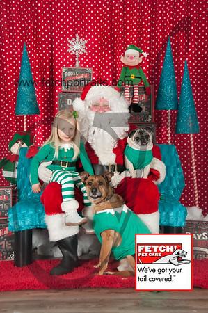 Santa 2015 Bark n Bites and Streeterville 027