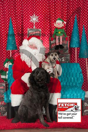 Santa 2015 Bark n Bites and Streeterville 017