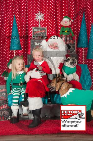 Santa 2015 Bark n Bites and Streeterville 038