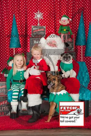 Santa 2015 Bark n Bites and Streeterville 034