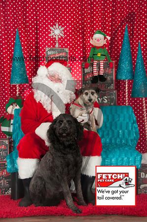 Santa 2015 Bark n Bites and Streeterville 016