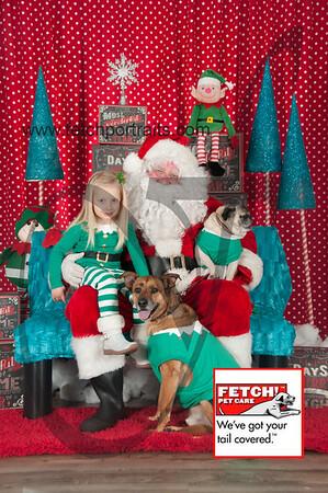 Santa 2015 Bark n Bites and Streeterville 025
