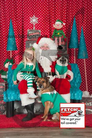 Santa 2015 Bark n Bites and Streeterville 028