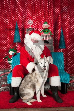 Santa 2015 Krisers Park Ridge 030