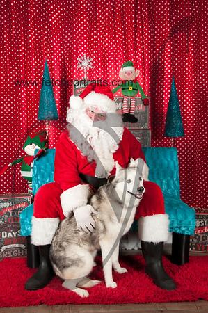 Santa 2015 Krisers Park Ridge 029