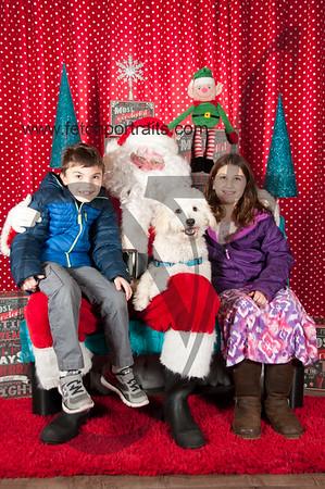 Santa 2015 Krisers Park Ridge 050