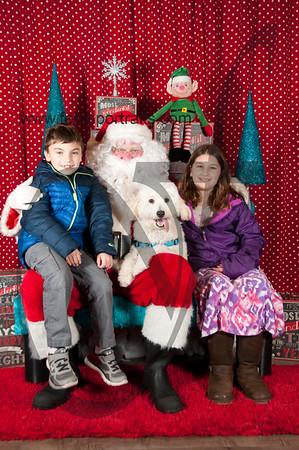 Santa 2015 Krisers Park Ridge 045