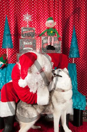 Santa 2015 Krisers Park Ridge 042